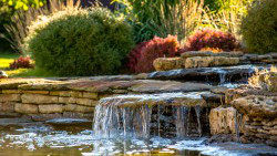 WATER FEATURES & FILTRATION PUMPS