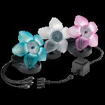FLOWER LED TRIO (3 units)