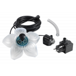 FLOWER LED PLUS KIT (with pump)