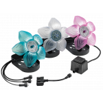FLOWER LED TRIO (3 units)